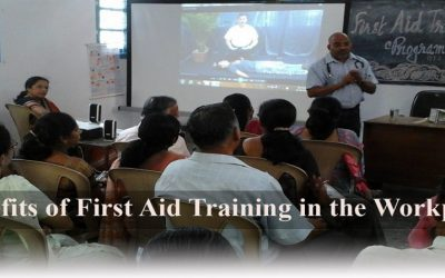 Benefits Of First Aid Training In The Workplace